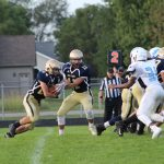 Freshman Cougars defeat St Joseph