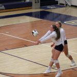 Girls JV Volleyball beats South Central 2 – 0