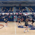 Junior Varsity Volleyball beats South Bend Clay 2 – 0