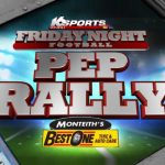 New Prairie wins the Week 7 WNDU NewsCenter 16 Friday Night Football Pep Rally!