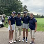 WINTERS SISTERS PARTICIPATE IN LADIES GOLF REGIONALS