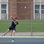 Boys Tennis vs. New Buffalo  10/1/19  (Photo Gallery)
