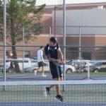 Boys Varsity Tennis beats New Buffalo 8 – 0