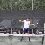 Boys Tennis vs. La Porte @ IHSAA Sectional  10/2/19  (Photo Gallery)