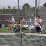 Boys Varsity Tennis falls to LaPorte 3 – 2