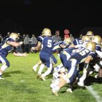 Herald-Argus article:  Late heroics lift New Prairie to historic win