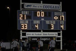 Varsity Football vs. Penn – Senior Night  10/4/19  (Photo Gallery)