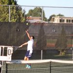 Boys Tennis @ IHSAA Sectional - Individual tournament  10/7/19  (Photo Gallery)