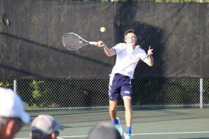 Boys Tennis @ IHSAA Sectional – Individual tournament  10/7/19  (Photo Gallery)