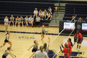 JV Volleyball vs. South Bend Adams 10/8/19  (Photo Gallery)