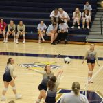 Girls JV Volleyball beats SB Adams in 3