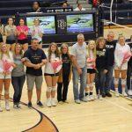 Varsity Volleyball beats South Bend Adams 3-0 on Senior Night