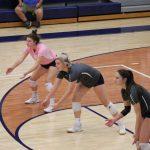Girls Varsity Volleyball beats John Glenn 3 – 1