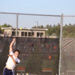 Boys Tennis @ IHSAA Sectional- Individual Rd. 2   (10/9/19)