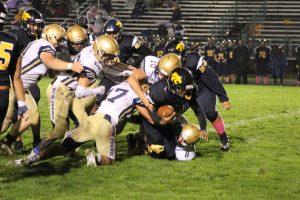 Varsity Football @ South Bend Riley  10/11/19  (Photo Gallery)