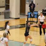 Varsity Volleyball vs. South Bend Washington @ IHSAA Sectional  10/17/19  (Photo Gallery)