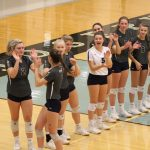 Volleyball vs. South Bend St. Joseph @ IHSAA Sectional  10/19/19  (Photo Gallery)