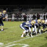 Football vs. Culver Academies @ IHSAA Sectional Round 2  11/1/19  (Photo Gallery)
