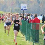 Herald-Argus article:  O'Laughlin runs to all-state finish