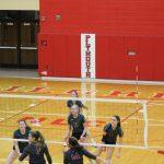 Volleyball vs. Bellmont @ IHSAA Semi-State  11/2/19  (Photo Gallery)