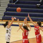 Girls Junior Varsity Basketball falls to Plymouth 56 – 29