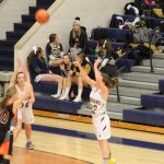 Girls Junior Varsity Basketball falls to Mishawaka 37 – 20