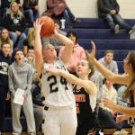 Girls Varsity Basketball falls to LaPorte 71 – 35