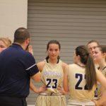 Girls Junior Varsity Basketball falls to South Central 45 – 9