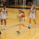 Girls Junior Varsity Basketball falls to Saint Josephs High School – South Bend 41 – 18