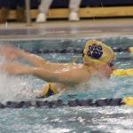 Girls Varsity Swimming falls to Saint Joseph 137 – 46