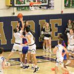 Boys Varsity Basketball beats Plymouth 46 – 29