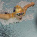 Girls Varsity Swimming falls to Michigan City 94 – 90