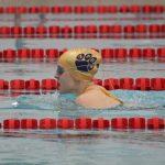 Girls Varsity Swimming beats Plymouth 107 – 73