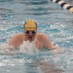 Boys Varsity Swimming Competes Well – Loses to Concord and Penn