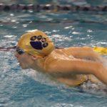 Girls Varsity Swimming beats Marian 139 – 43