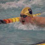 Boys Varsity Swimming beats NorthWood 137 – 49