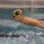 Boys Varsity Swimming beats Michigan City 122 – 62