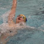 Boys Varsity Swimming beats Marian 133 – 42