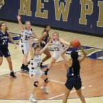 Girls Varsity Basketball falls to Elkhart Central 67 – 53