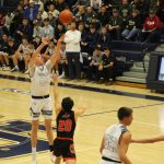Boys Varsity Basketball falls to LaPorte 58 – 42