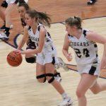 Girls Varsity Basketball falls to Penn 60 – 27
