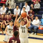 Boys Junior Varsity Basketball beats Jimtown