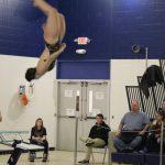 Girls Varsity Swimming beats South Bend Washington 153 – 17