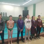 Szymanski 4th at Washington Dive Invite