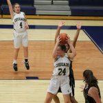 Girls Junior Varsity Basketball falls to Washington High School – South Bend 32 – 25