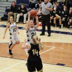 Girls Varsity Basketball falls to Argos Jr-Sr 45 – 30