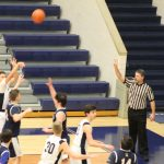 Boys C-Team Basketball falls to South Bend John Adams High Schoo 49 – 31