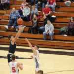 Boys Varsity Basketball beats Wheeler 61 – 39