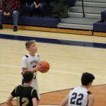 Boys C-Team Basketball beats Washington High School – South Bend 39 – 33