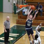 Boys Junior Varsity Basketball falls to Washington High School – South Bend 51 – 50
